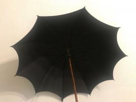 Винтажный зонт